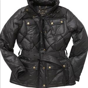 Barbour Nation Down Quilted Jacket